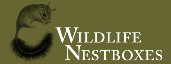 Wildlife Nest Boxes